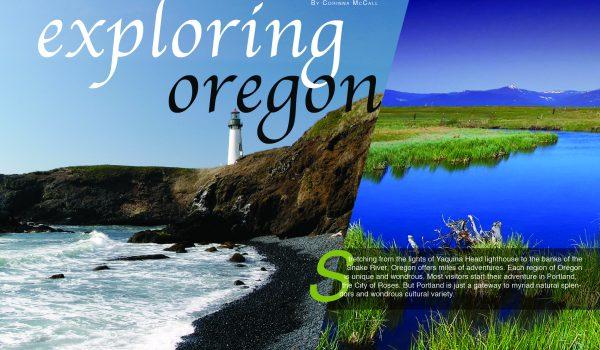 Exploring Oregon Spread 1